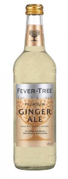 Fever-Tree Ginger Ale 8x0,5 Glasfl. Mehrweg