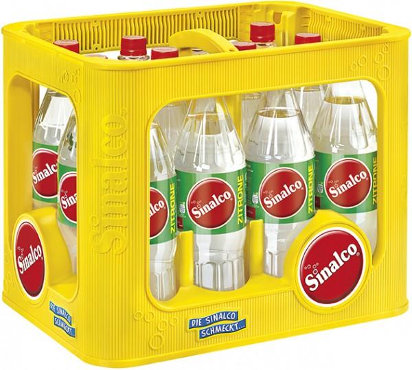 Sinalco Zitrone 12x1,0 PET Mehrweg