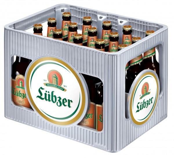 Lübzer Bock 20x0,5 Mehrweg