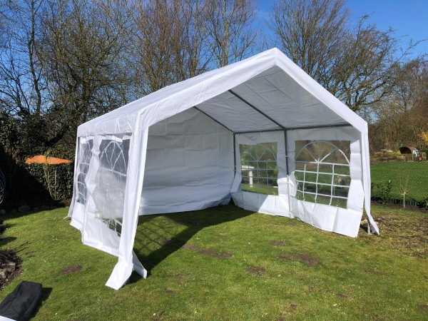 Miet-Partyzelt 4 x 4 mtr. incl. Anlieferung