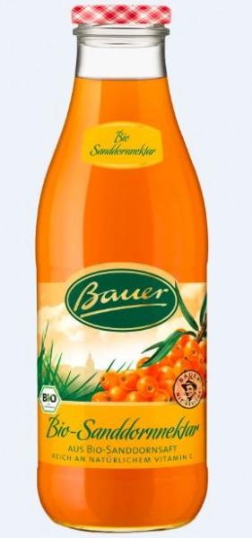 Bauer Bio Sanddorn 6x0,98 Mehrweg