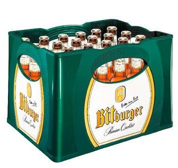 Bitburger Pils 24x0,33 Mehrweg (D)