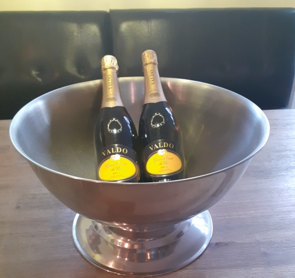 Miet-Champagnerbowl incl. Anlieferung
