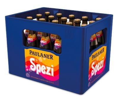 Paulaner Spezi 20x0,5 Mehrweg