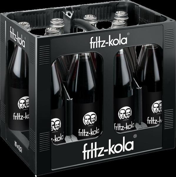 Fritz Kola 10x0,5 Mehrweg