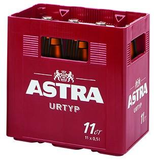 Astra Urtyp 11x0,5 Mehrweg