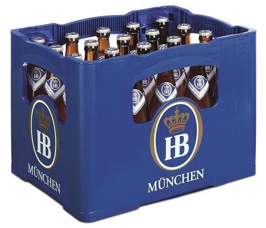 Hofbräu Münchner Weiße 20x0,5 Mehrweg