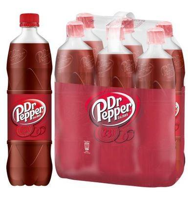 Dr. Pepper 6x1,0 PET Einweg