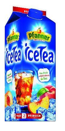 Pfanner IceTea Pfirsich 6x2,0 Einweg