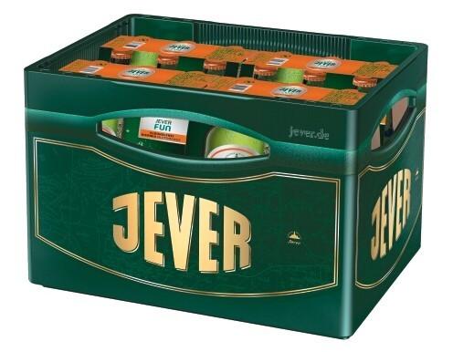 Jever Fun Blutorange alkoholfrei 24x0,33 Mehrweg