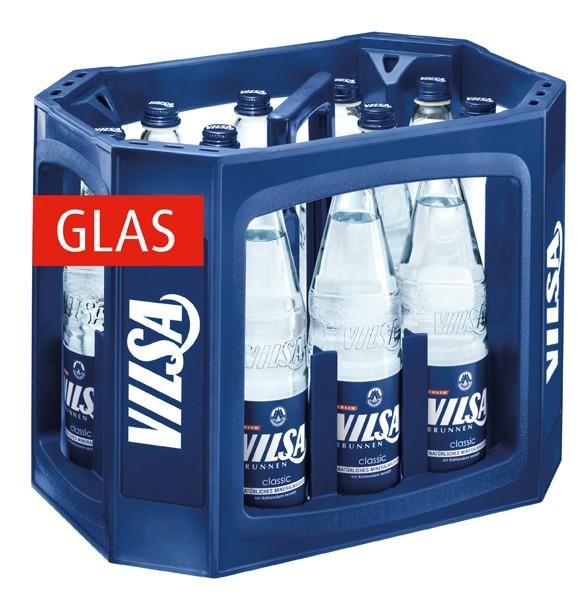 Vilsa Classic 12x0,7 Glasfl. Mehrweg
