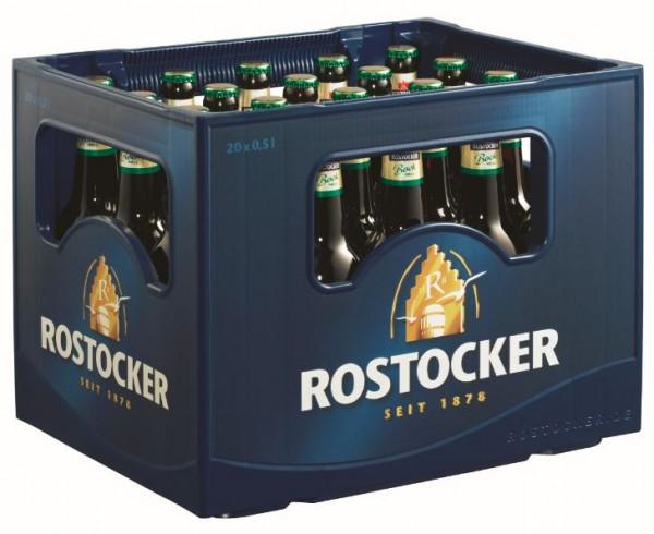 Rostocker Bock hell 20x0,5 Mehrweg
