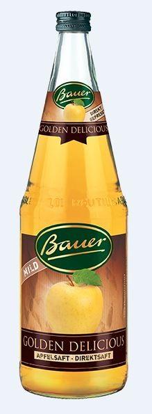 Bauer Apfel Delicious 6x1,0 Mehrweg
