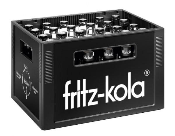 Fritz Kola 24x0,33 Mehrweg (D)