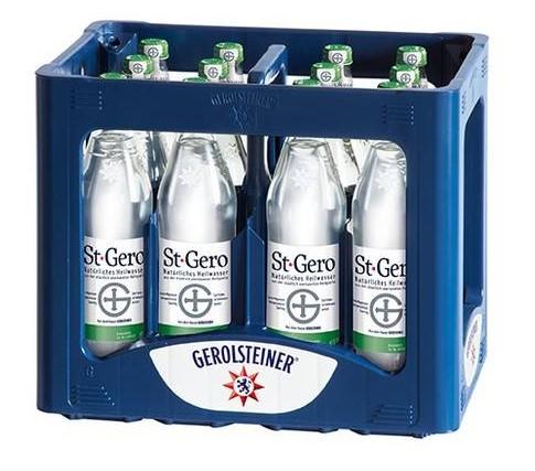 St. Gero 12x0,75 Glasfl. Mehrweg (D)