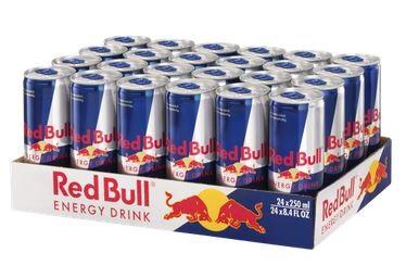 Red Bull 24x0,25 Dosen Einweg (D)