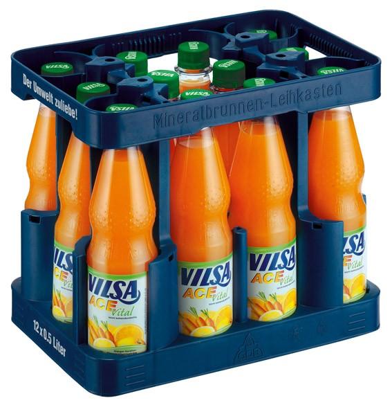 Vilsa ACE Vital 12x0,5 PET Mehrweg (B)