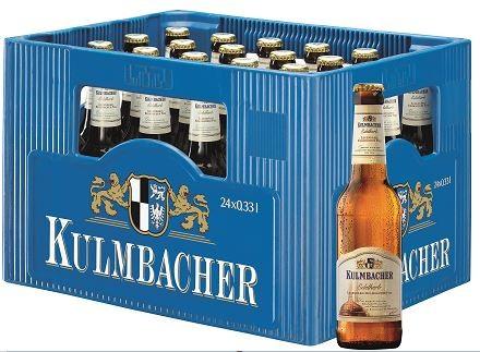 Kulmbacher Pils edelherb 24x0,33 Mehrweg