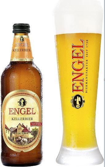 Engel Kellerbier hell 15x0,5 Mehrweg