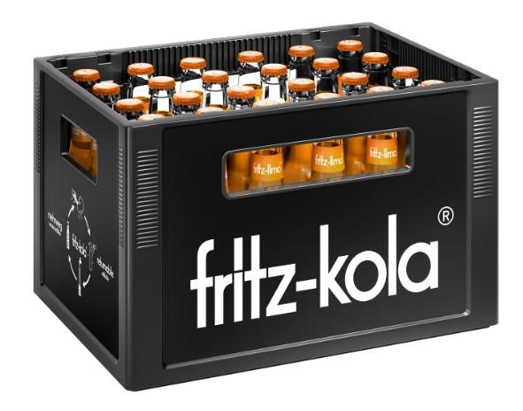 Fritz Orange 24x0,33 Mehrweg (D)