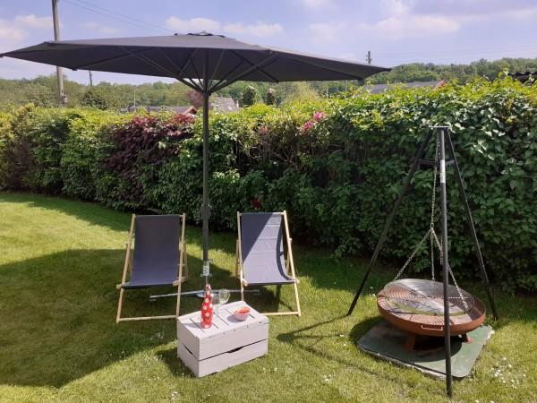 Miet-Sonnenschirm 3,2 mtr. Selbstabholung