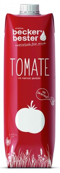 Becker's bester Tomate 1,0 Tetrapak Einweg