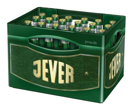 Jever Fun Zitrone 24x0,33 Mehrweg (B)