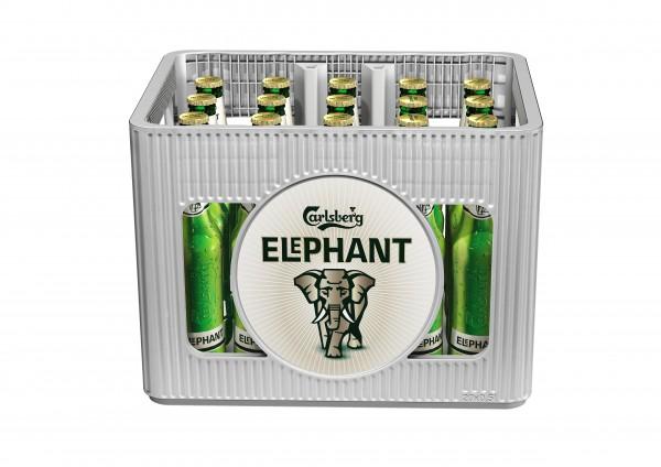 Carlsberg Elephant 20x0,5 Mehrweg