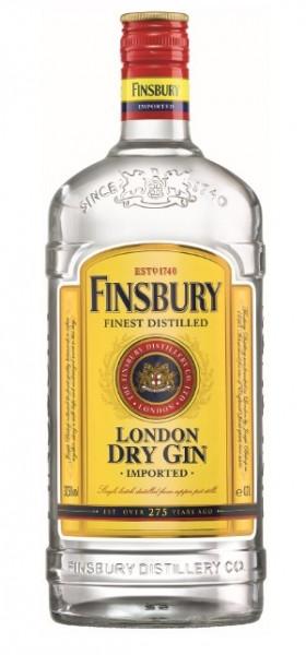 Finsbury Gin 37,5% 0.7 Einweg