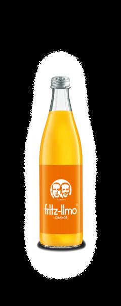 Fritz Orange 10x0,5 Mehrweg