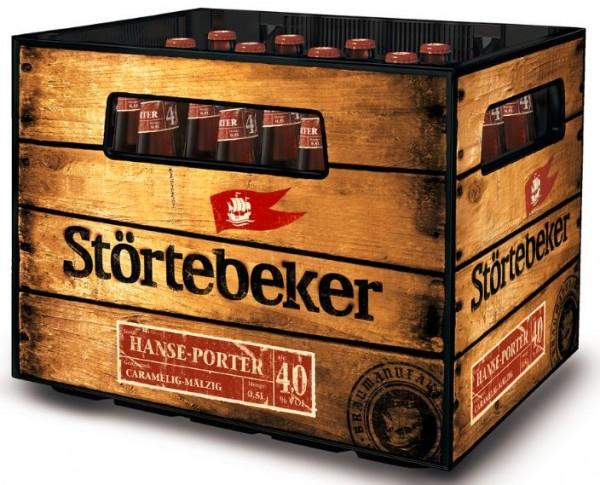 Störtebeker Hanse-Porter 20x0,5 Mehrweg