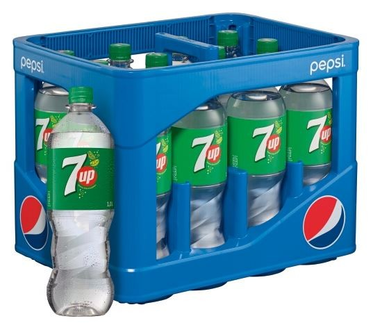 7up Seven Up 12x1,0 PET Mehrweg