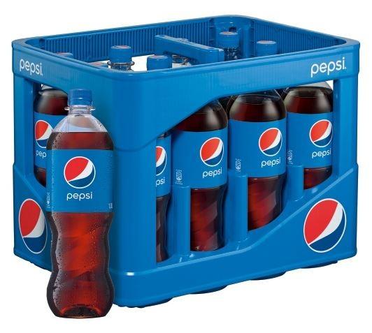 Pepsi Cola 12x1,0 PET Mehrweg
