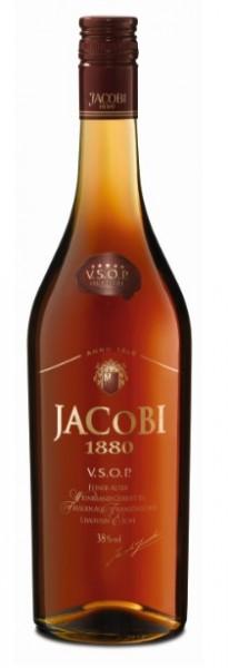 Jacobi 1880 VSOP Weinbrand 38% 0.7 Einweg