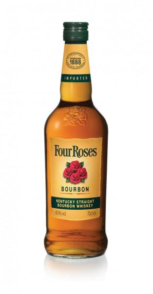 Four Roses Bourbon 40% 0,7 Einweg