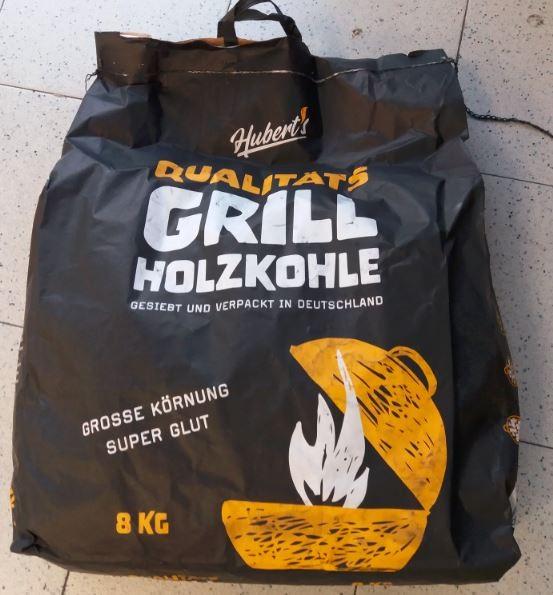 hubert's Grill-Holzkohle 8 kg