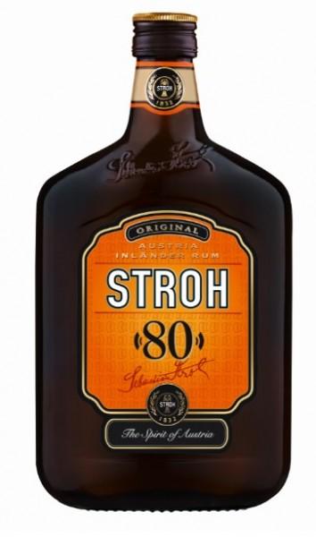 Stroh Rum 80% 0.5 Einweg