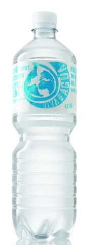 Viva con Agua leise 12x1,0 PET Einweg Kasten (D)