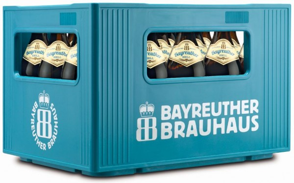 Bayreuther hell 20x0,5 Mehrweg