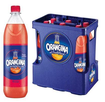 Orangina Rouge 6x1,0 PET Mehrweg