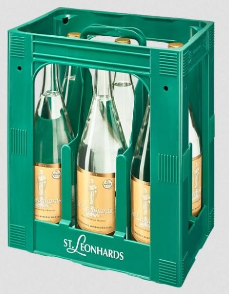 St. Leonhard still 6x1,0 Glasfl. Mehrweg (D)