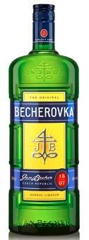 Becherowka Kräuterlikör 38 % 0.7 Einweg
