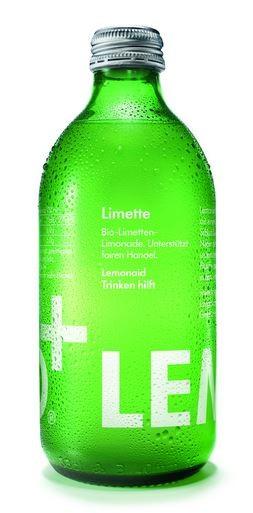 Lemonaid Limette 20x0,33 Einweg