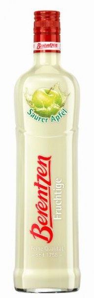 Berentzen Saurer Apfel 16 % 0.7 Einweg