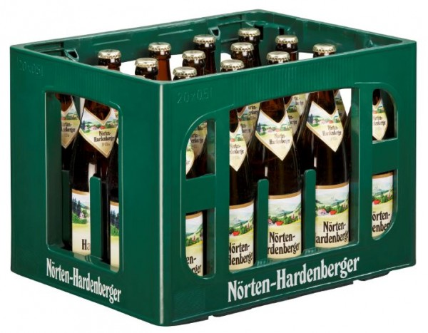 Nörten-Hardenberger Pils 20x0,5 Mehrweg