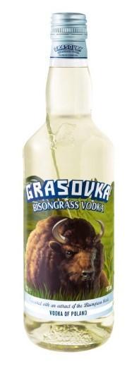 Grasovka 38% 0.5 Einweg