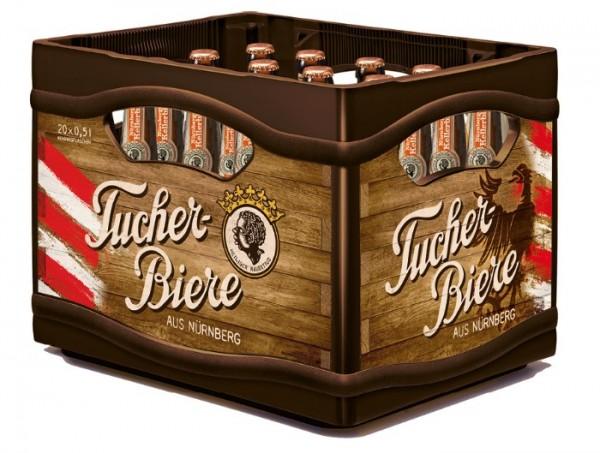 Tucher Aecht Nürnberger Kellerbier 20x0,5 Mehrweg