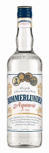 Bommerlunder Aquavit 38 % 0.7 Einweg