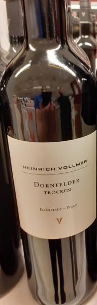 Dornfelder trocken Vollmer 0,75