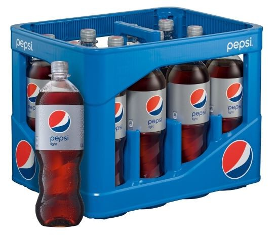 Pepsi Cola light 12x1,0 PET Mehrweg
